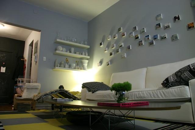 簡約小戶型客廳裝潢欣賞