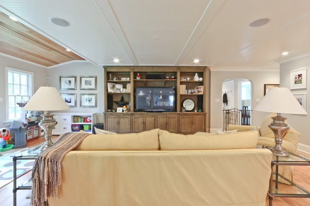 210平欧式风格别墅室内效果图
