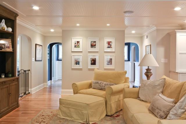 装修百科 装修效果图 装修美图 欧式别墅客厅相片墙隔断设计 欧式别墅