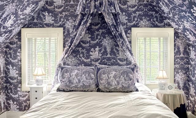 浪漫欧式风情卧室效果图