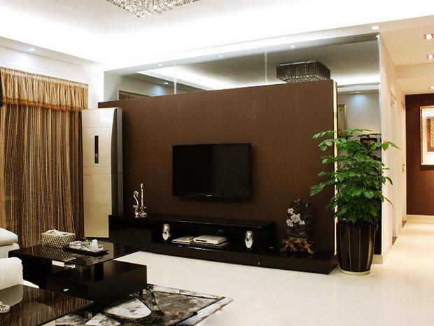 问第2页,中式电视墙装修效果图 2016装修效果图欣赏 装修百科