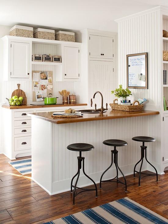 宜家小戶型廚房設計裝修圖