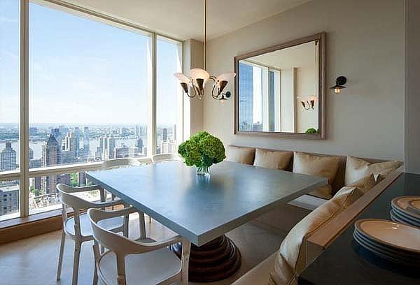 70平现代简约二居装修设计