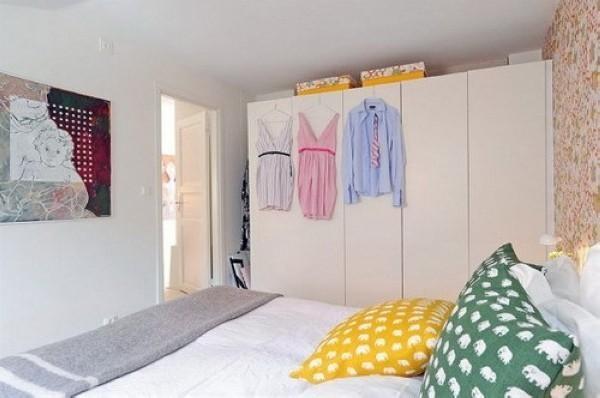 甜美简欧风公寓设计 满满的少女心