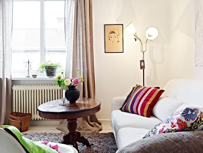 38平清新北欧风单身公寓设计