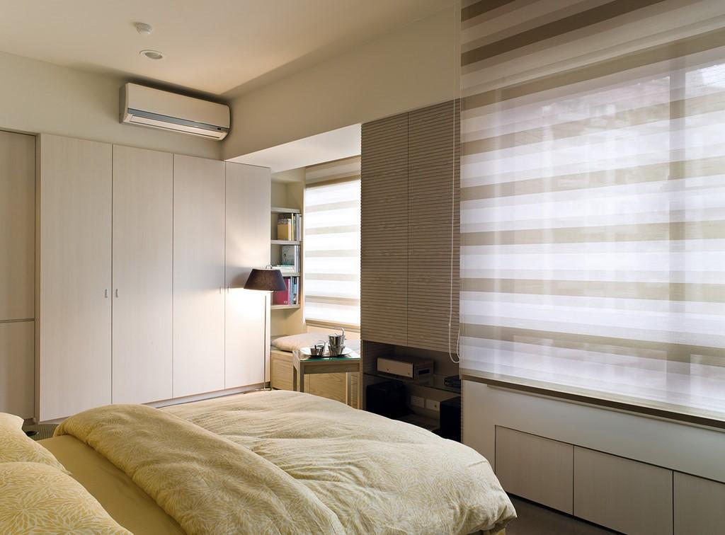 简约小户型卧室装修设计