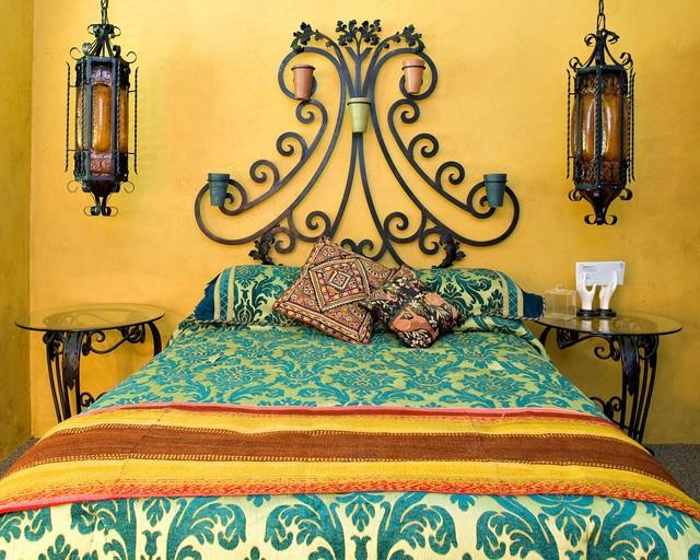 东南亚风格卧室装潢欣赏
