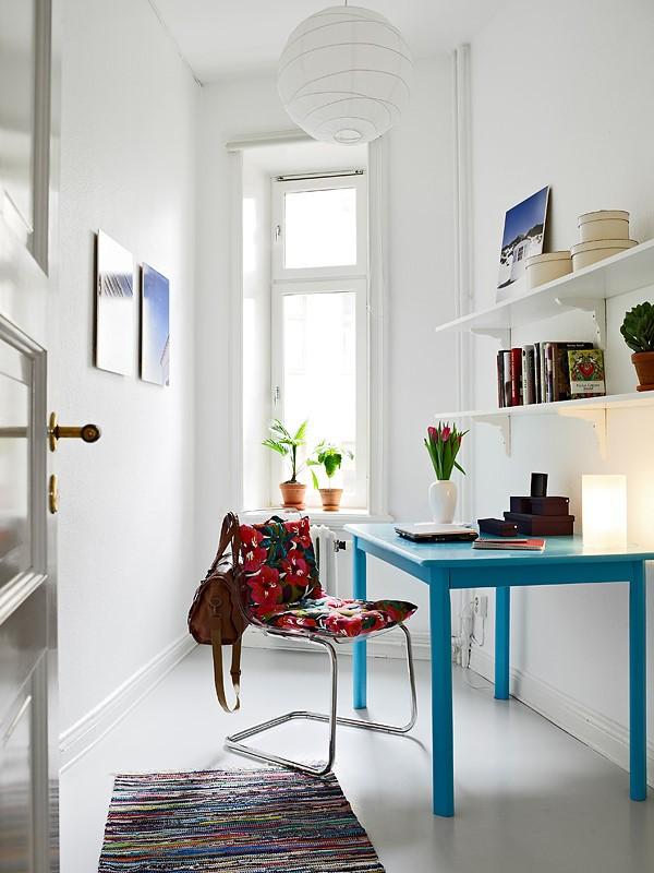 小清新北歐風 二居小公寓設計