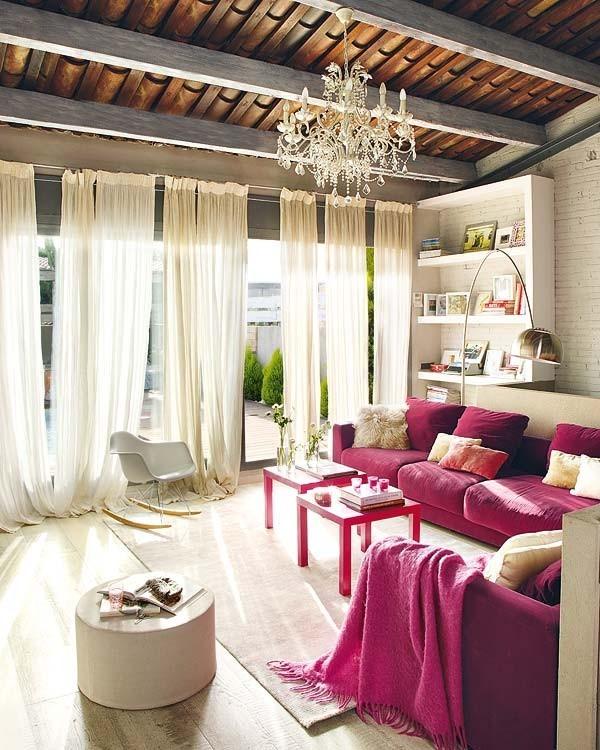 浪漫乡村北欧风 婚房公寓设计