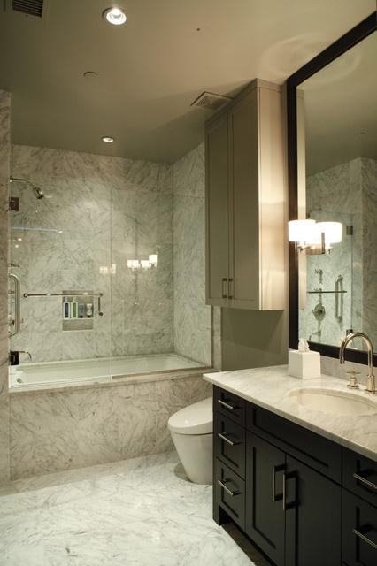美式风格公寓室内装饰欣赏