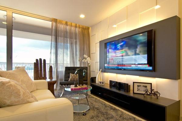 都市现代宜家风 小户型公寓设计