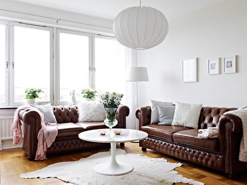 復古美式打造38平單身公寓