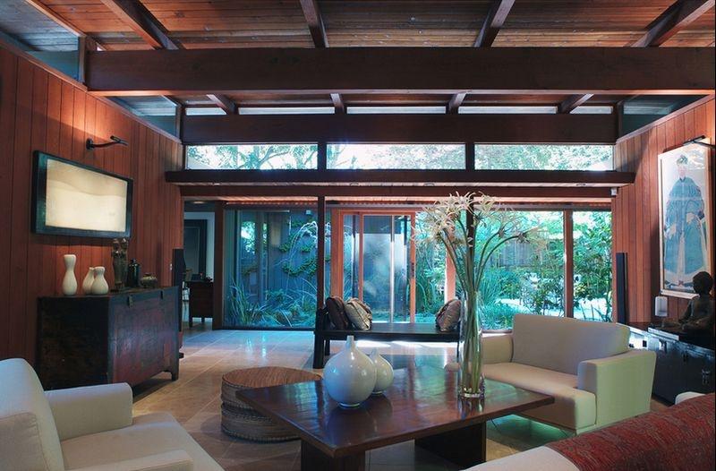 休闲东南亚风情别墅设计 打造实木环保家居