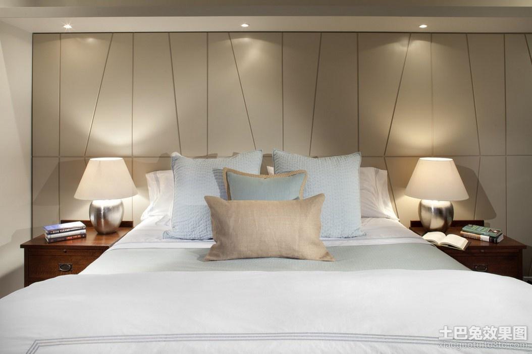 卧室装修效果图欣赏 简约风格卧室装修