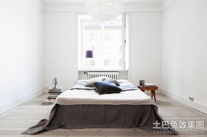 小户型卧室装修效果图 小卧室装饰