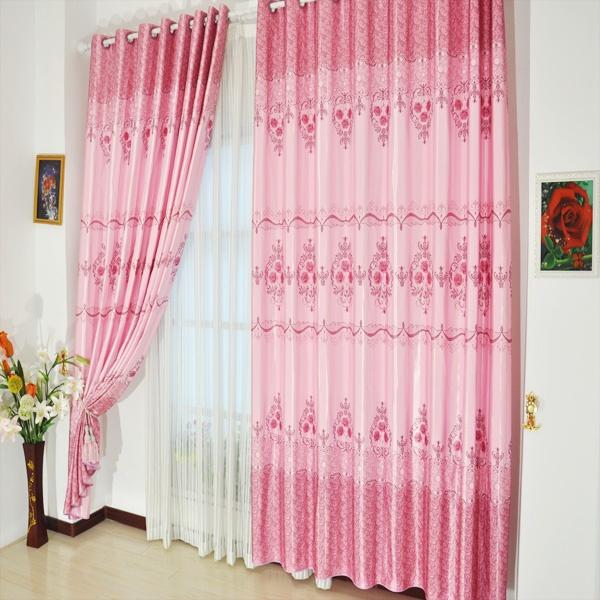 时尚家装窗帘装饰欣赏大全