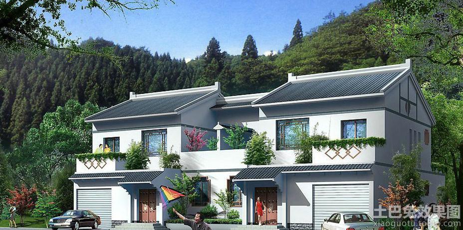 农村二层住房设计图