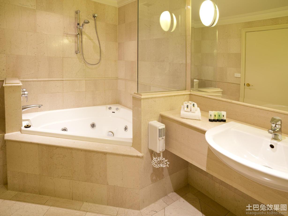 嵌入式家用浴缸图片