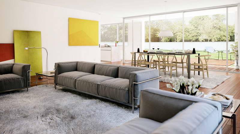 家装室内客厅设计装修大全