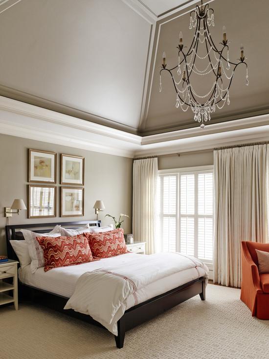 時尚簡約設計臥室裝修效果圖