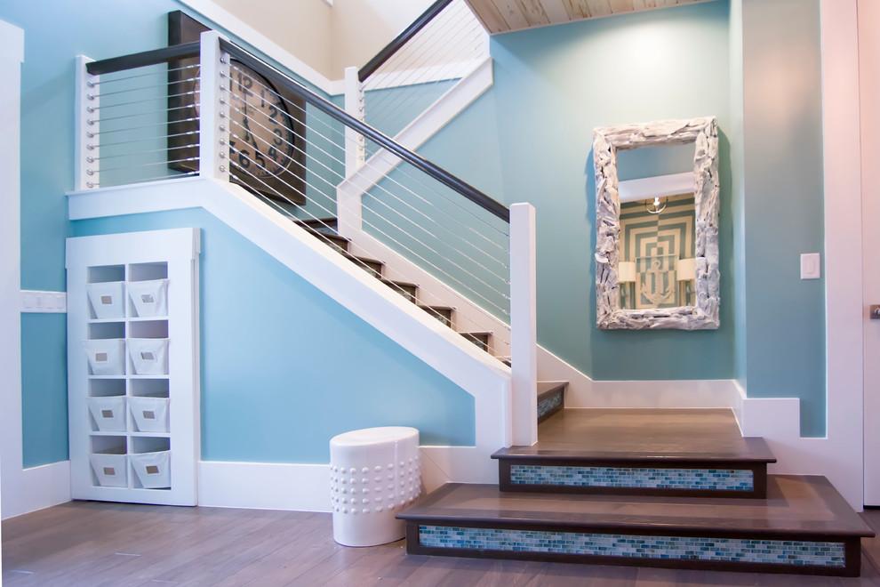地中海風格家居樓梯設計