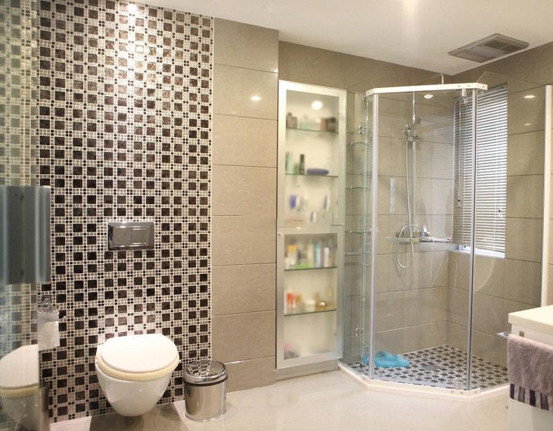 現代裝修衛生間壁龕設計
