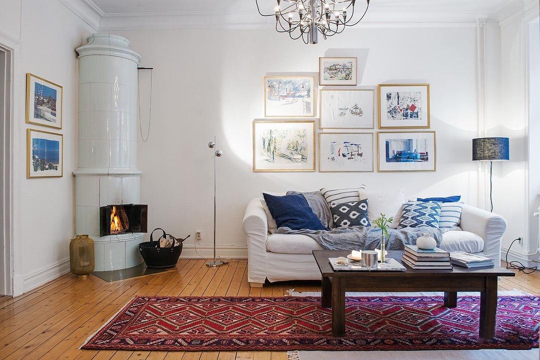 装修效果图 装修图册 家装一居室北欧风格装饰图