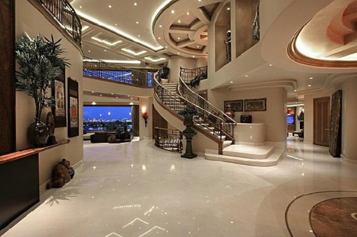 古典豪华现代酒店式别墅设计