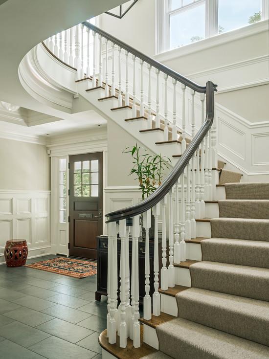 欧式风格别墅楼梯装修图