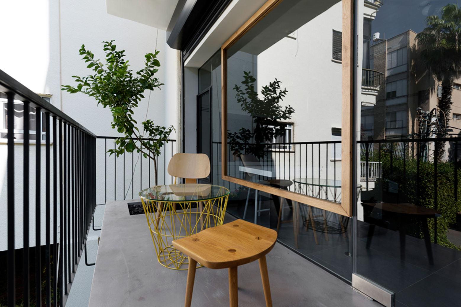 美式现代风阳台设计