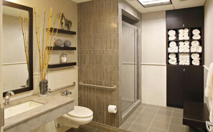 和風日式衛生間設計