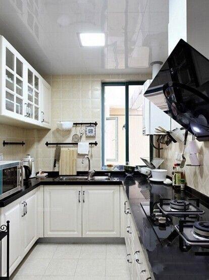 家庭裝修廚房設計案例欣賞