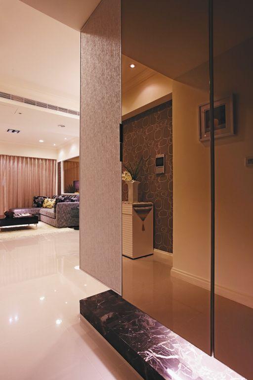 温馨浪漫现代风 三室两厅装潢欣赏