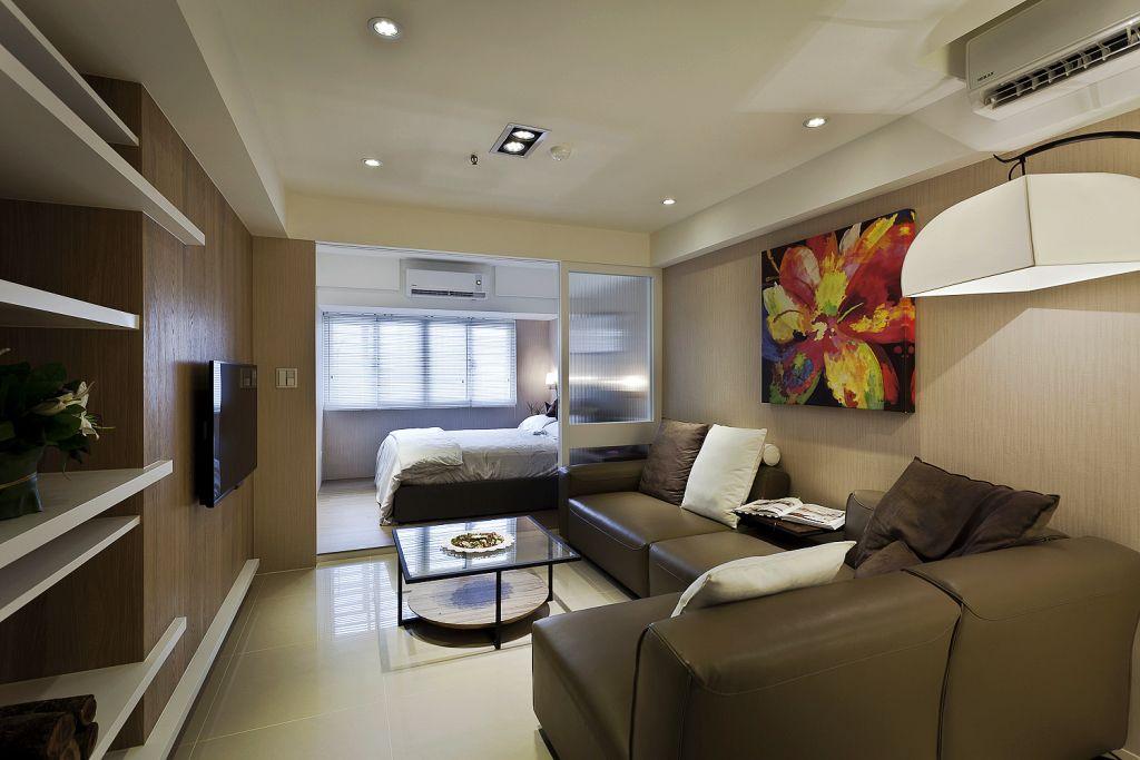 家装小户型现代创意设计