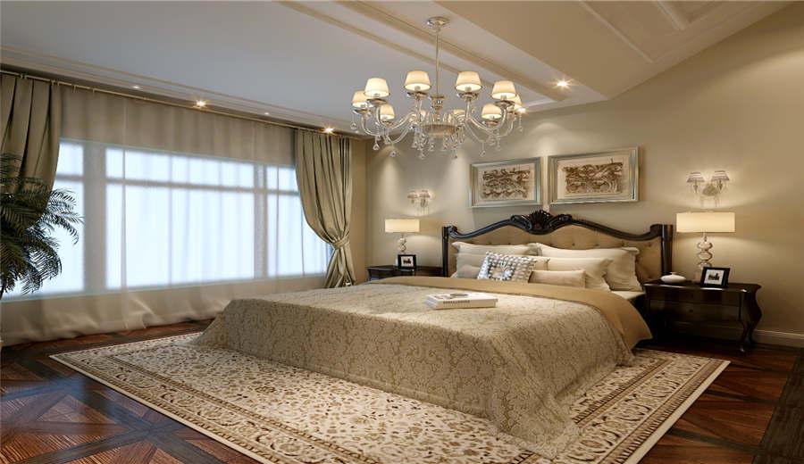 古典欧式风格卧室欣赏