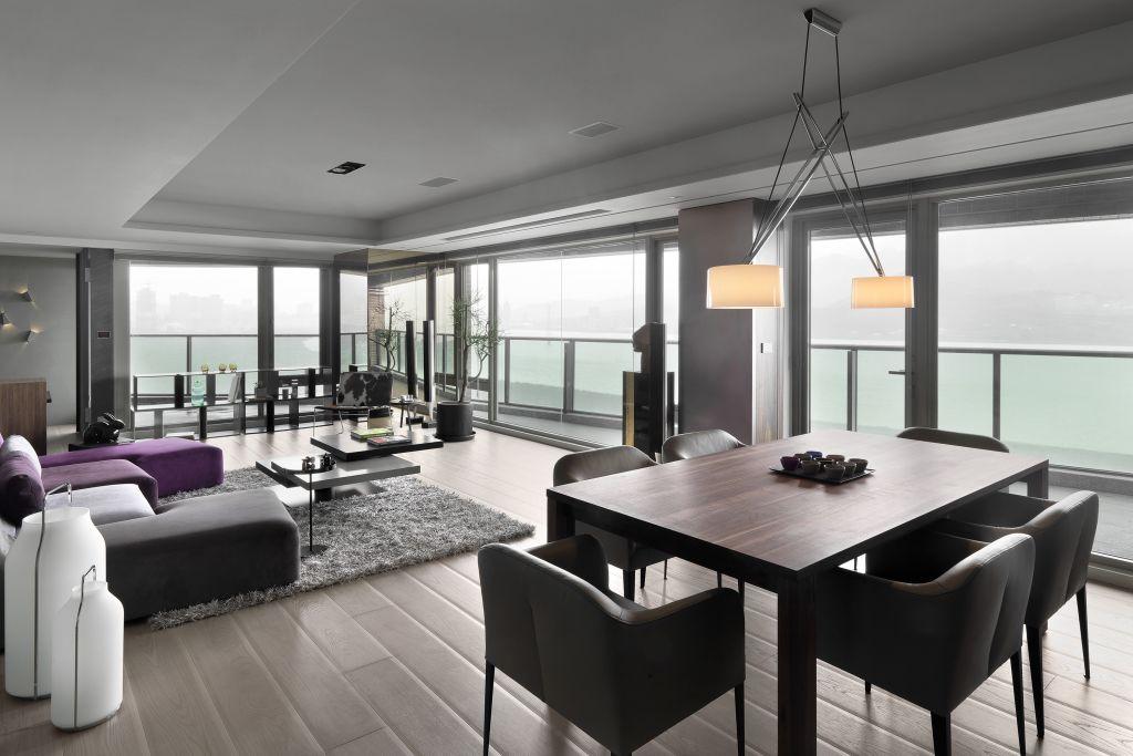 休闲现代酒店式海景房公寓欣赏