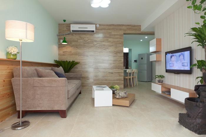 簡潔北歐一居室裝修設計