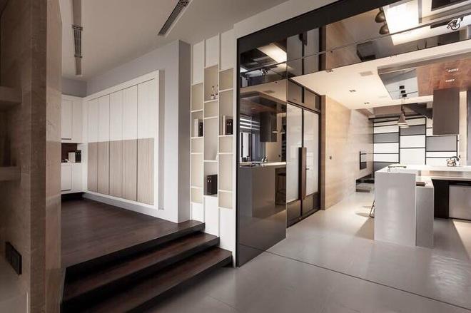現代簡約 家居室內創意隔斷設計_裝修百科