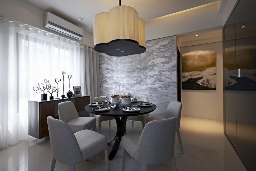 现代日式风格餐厅设计