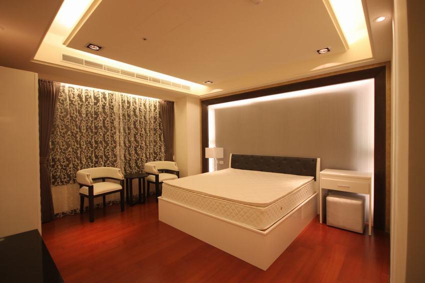 現代家裝臥室樣板間欣賞