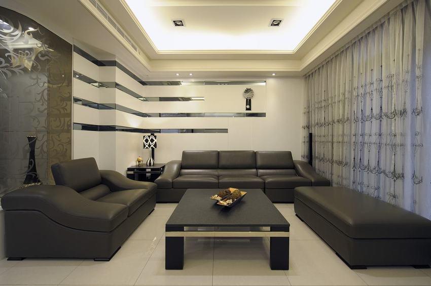 新古典裝修風格客廳家具搭配