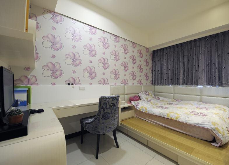 新古典風格兒童房設計