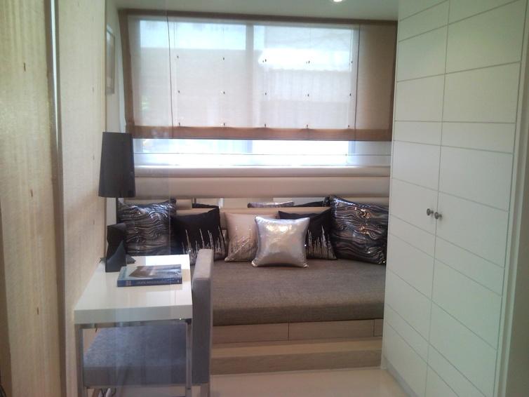 簡約45平單身公寓裝修設計