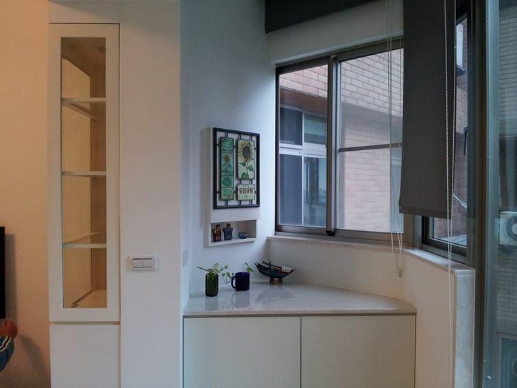 简约现代家居室内窗户设计
