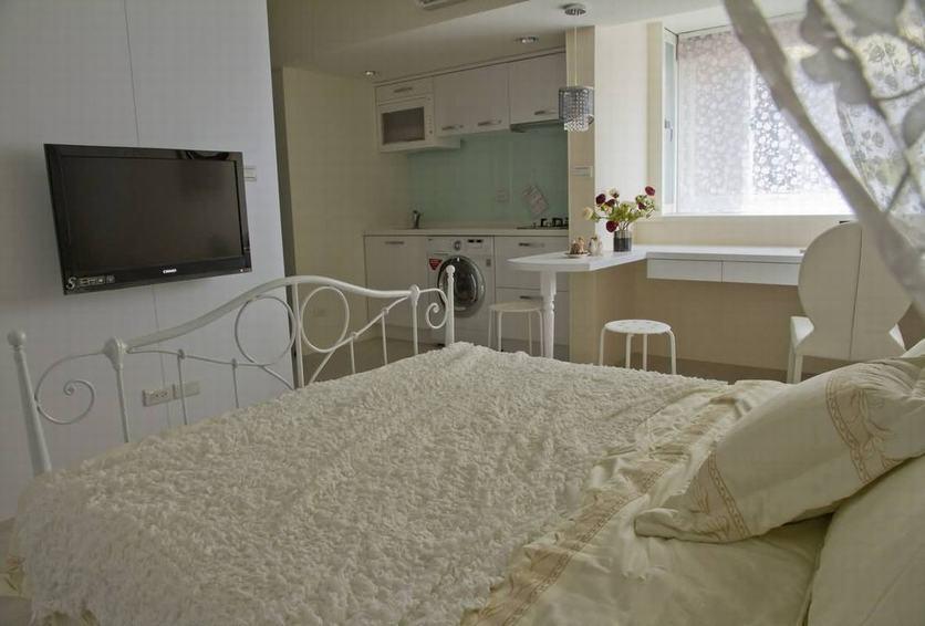 簡約小戶型公寓廚房設計
