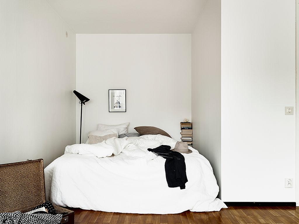 北欧小户型卧室装修图