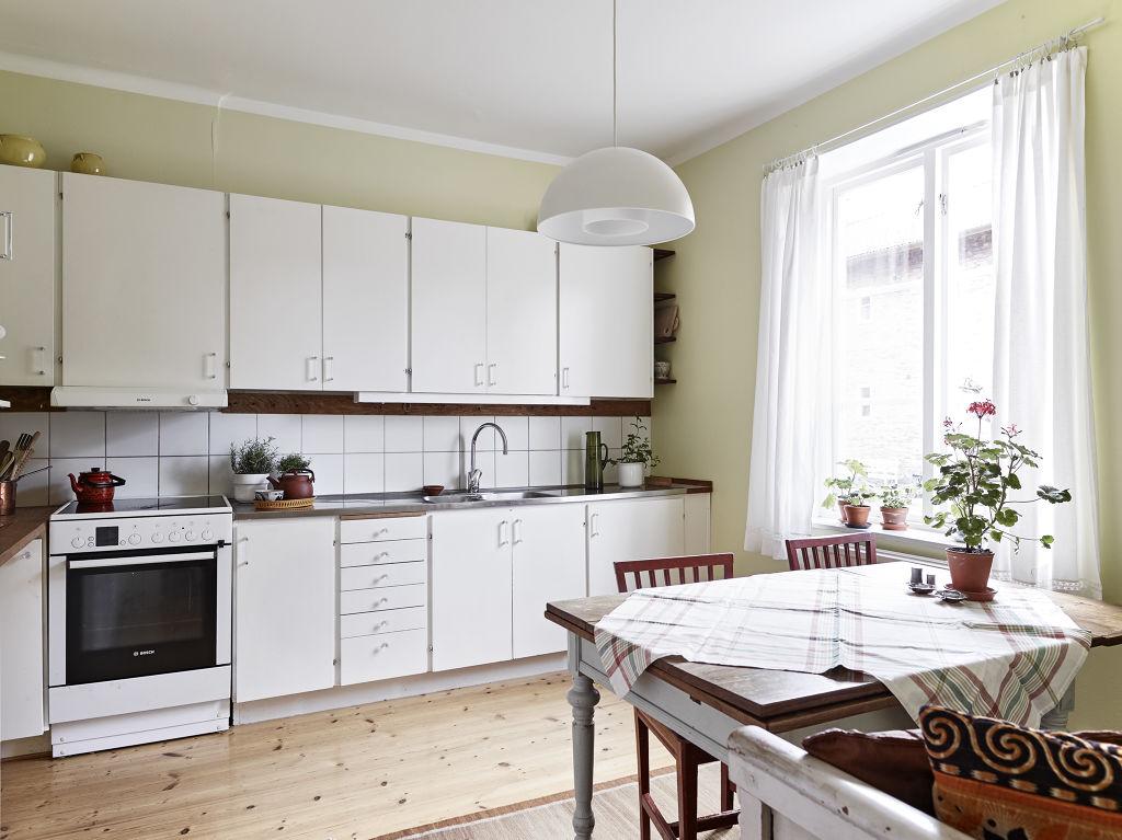 北欧小户型厨房装饰图_装修百科