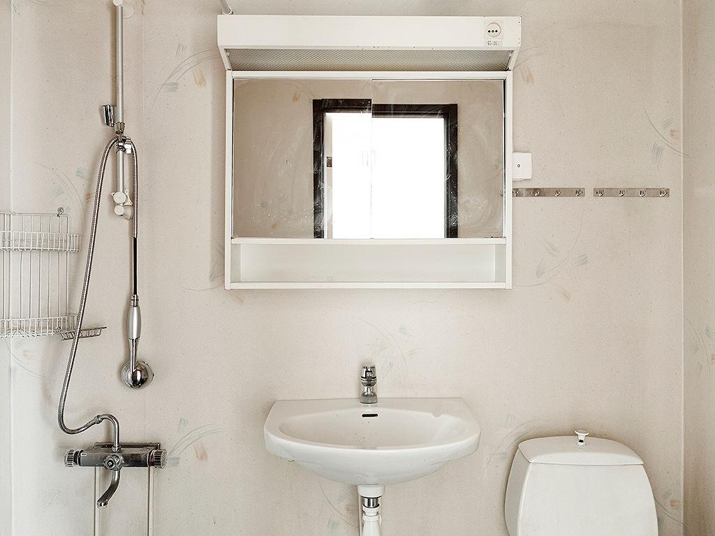 北欧风格卫生间浴室镜装饰图图片