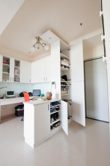 簡約家居室內鞋柜設計