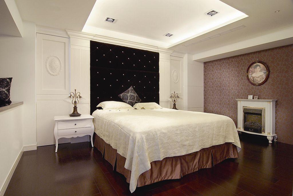 时尚简欧卧室装饰大全欣赏